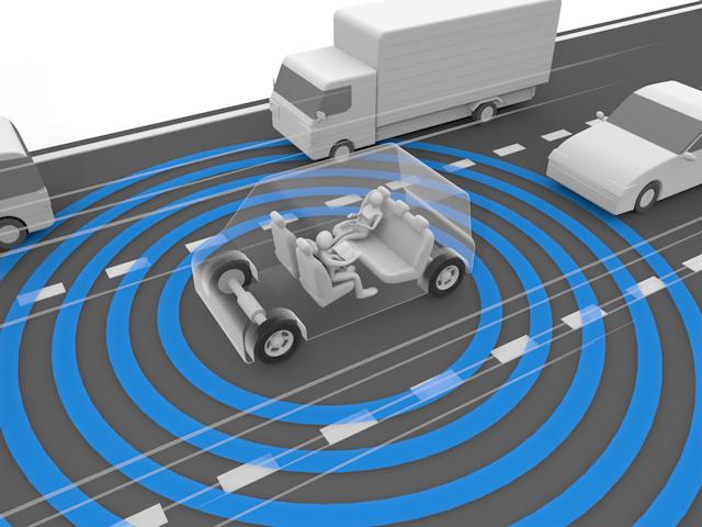 車の自動運転の未来と加速度の導入【高校物理の雑談ネタ】